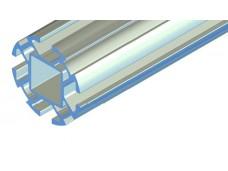 Aluminum profile NGP40 (204P001)