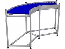 Roller conveyor bend (21RB)